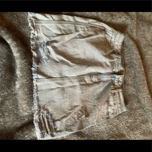 Dresses & Skirts - Mudd Jean skirt